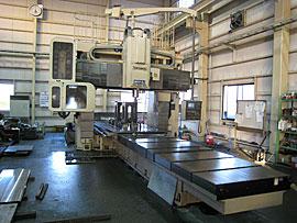 門型マシニングセンター MCV-AII