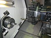 大型機械加工